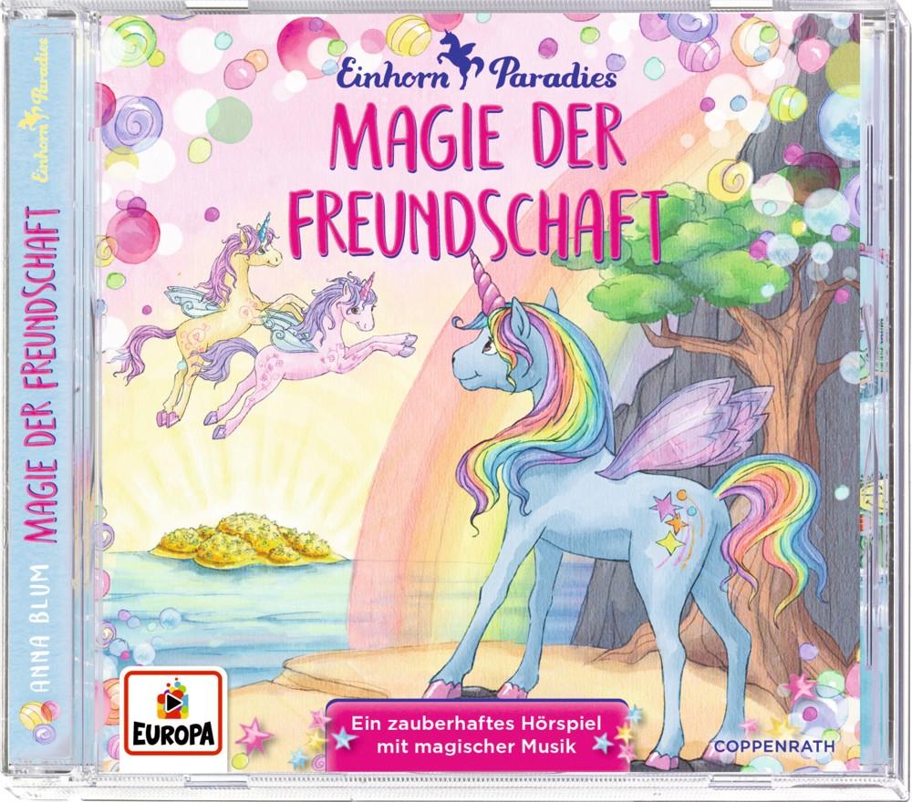 CD Hörspiel Magie der Freundschaft Einhorn Para s Band 2