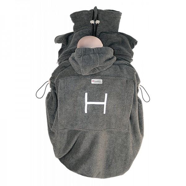 Hoppediz Tragecover / Fleece-Cover Basic