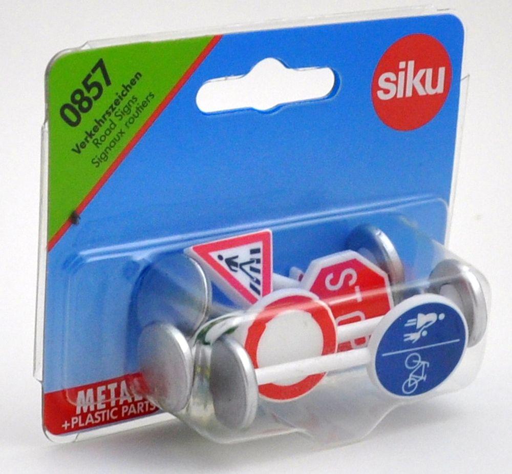 Siku Siku0857 Signaux Routiers