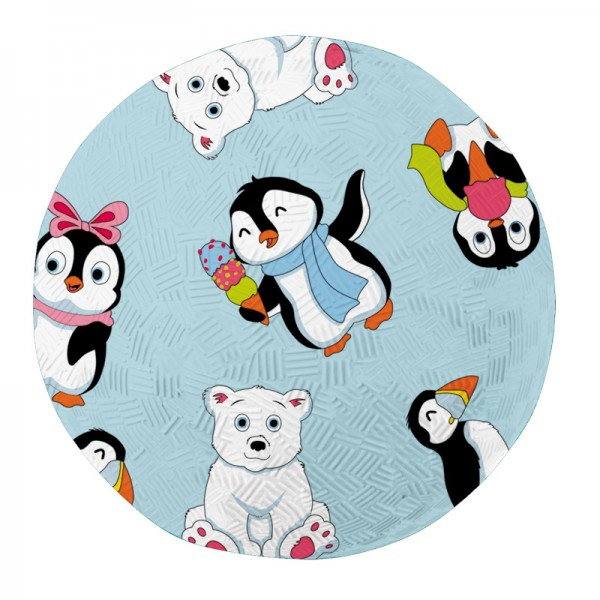 Kinderball Pinguin 12,5 cm - TapirElla Lutz Mauder