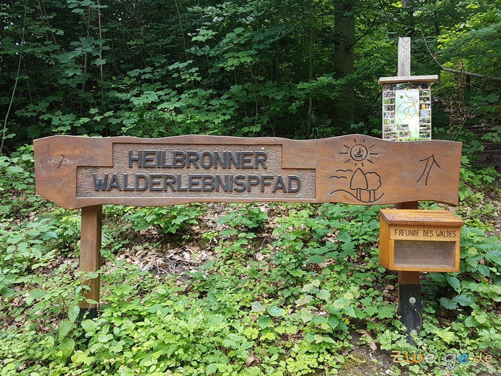 Walderlebnispfad Heilbronn - Start