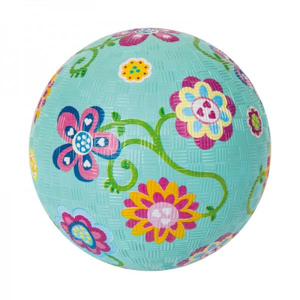 Kinderball Blumen 12,5 cm - TapirElla Lutz Mauder