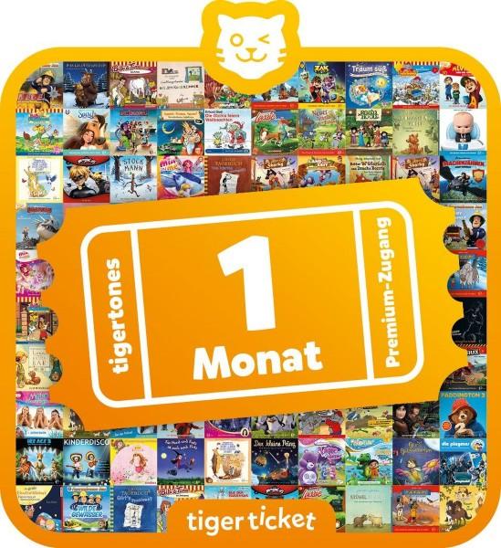 Tigerticket 1 Monat - Tigerbox