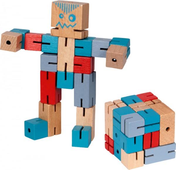 Puzzle-Roboter - Bunte Geschenke