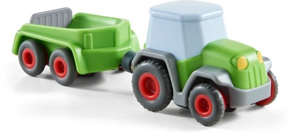 HABA Kullerbü – Traktor mit Anhänger 305562