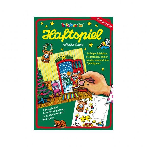 Haftspiel klein Weihnachten vom Lutz Mauder Verlag