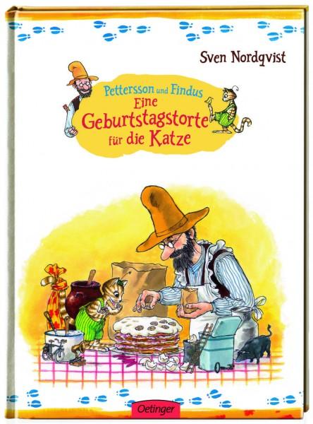 Buch Eine Geburtstagstorte für die Katze - Pettersson und Findus