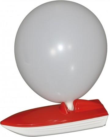 Ballonboot - das umweltfreundliche Boot mit Luftantrieb