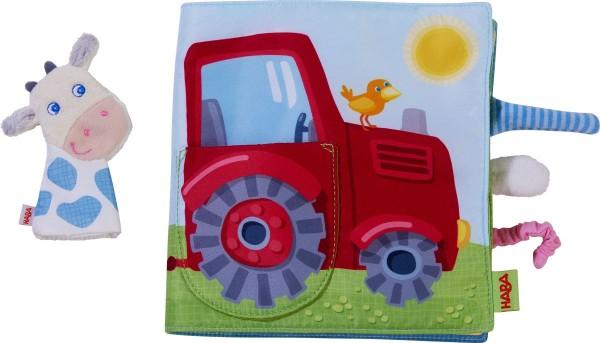 Stoffbuch Bauernhof - Haba 306085