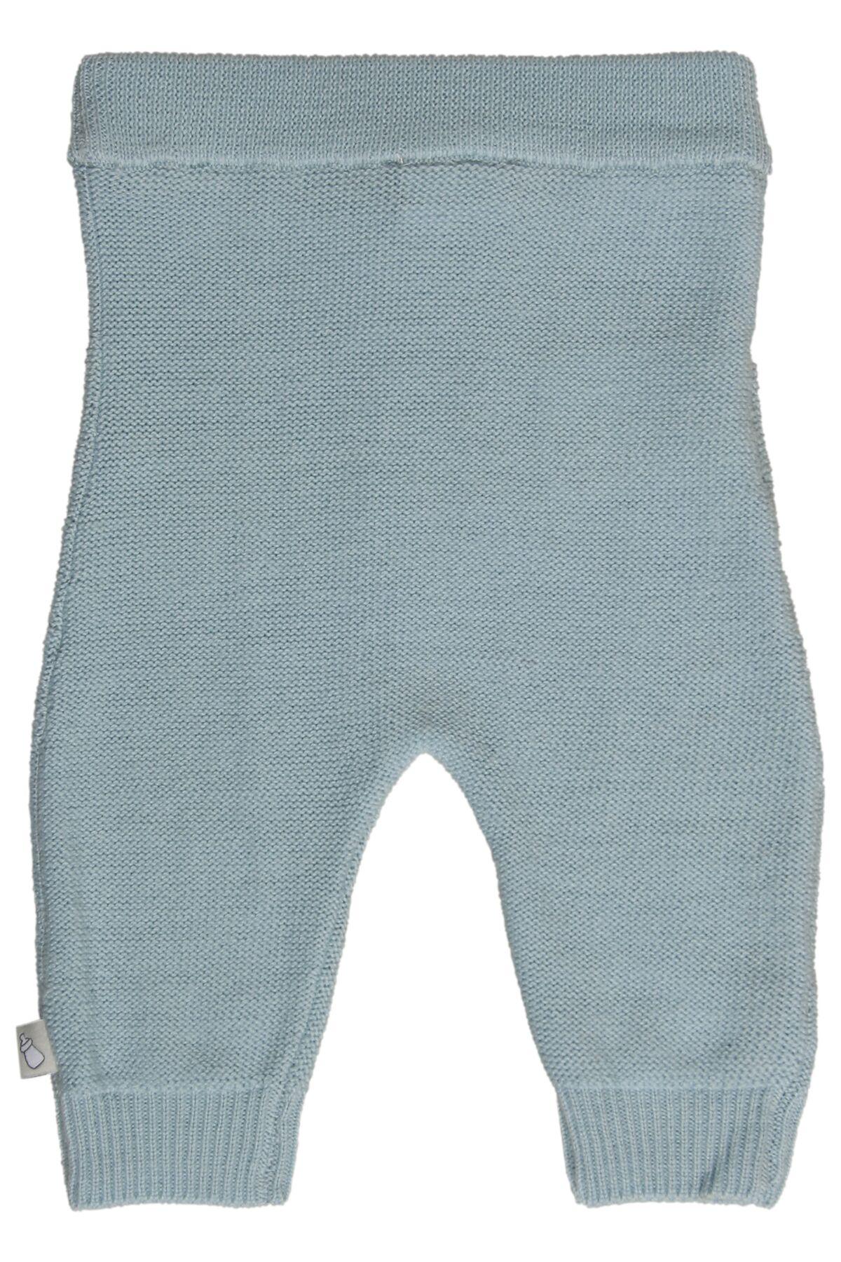 buy popular 01973 897e9 Babyhose aus Merino-Wolle hellblau von Hust&Claire