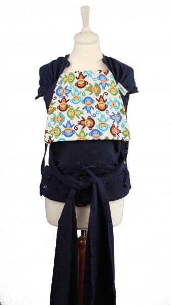 Wrapidil  Monkeys Wrap Tai - Babytrage von Buzzidil