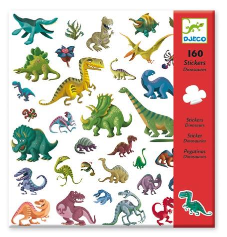 Stickers Dinosaurier - DJECO