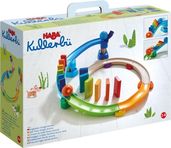 HABA Kullerbü – Kugelbahn Kringel-Domino 305347