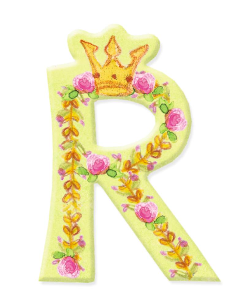 R buchstabe prinzessin lillifee prinzessin lillifee - Lillifee kinderzimmer ...
