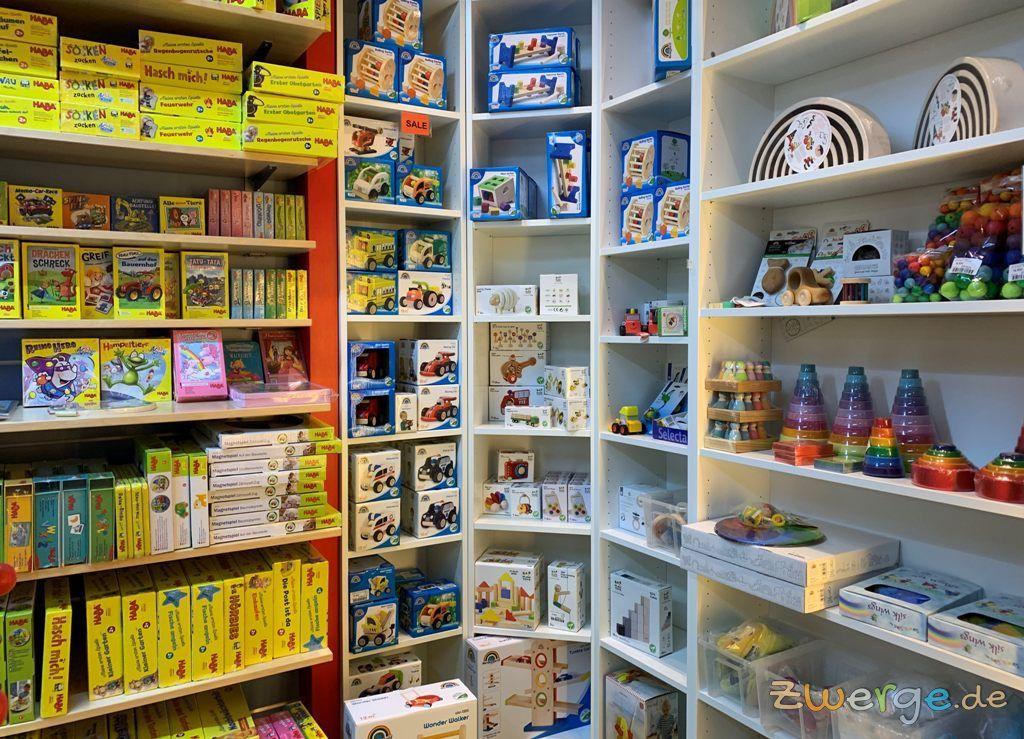 Holzspielwaren bei ZWERGE.de im Babyladen