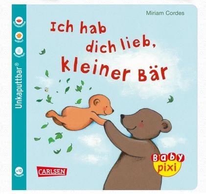 Baby Pixi Band 57 Ich hab dich lieb, kleiner Bär!