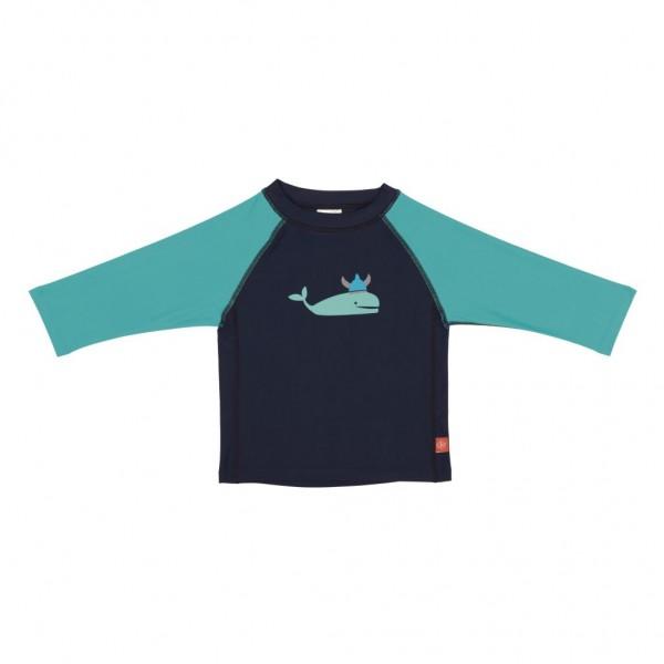 Badeshirt langarm Blue whale UV-Schutz Jungs Splash & Fun von Lässig