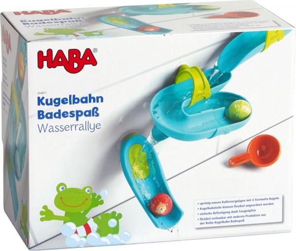 Kugelbahn Badespaß Wasserrallye - HABA 304871