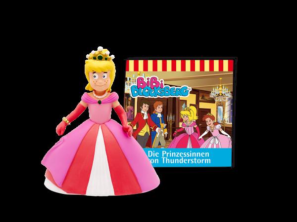 Bibi Blocksberg - Prinzessinnen von Thunderstorm - Tonies 4+