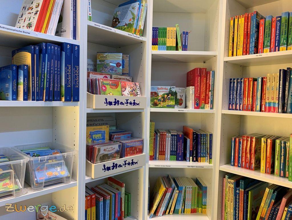 Baby- und Kinderbücher bei ZWERGE.de im Babyladen